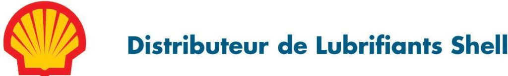 Logo shell distributeur